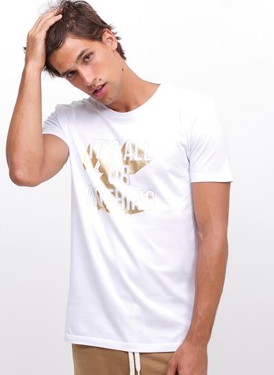 Camiseta Gold