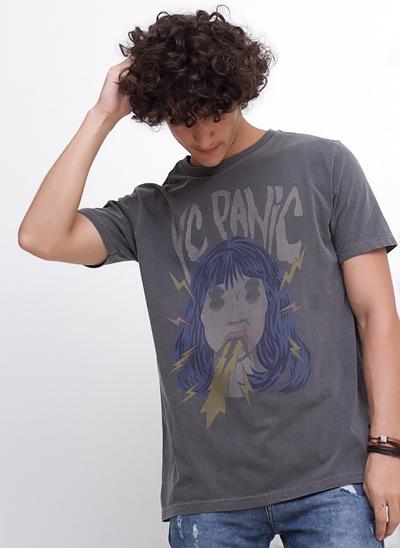 Camiseta YC Panic