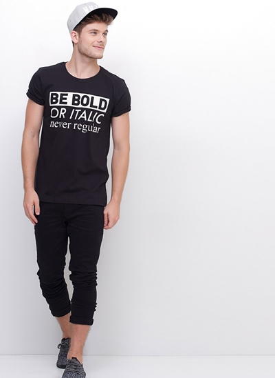 Camiseta Be Bold