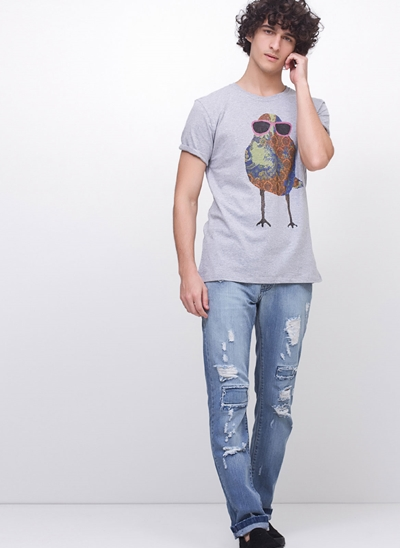 Camiseta Smart Birds