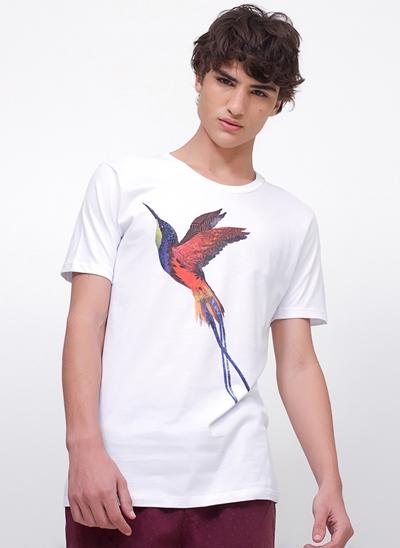 Camiseta Beija Flor