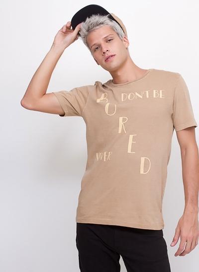 Camiseta Bored