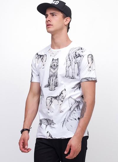 Camiseta Wolves