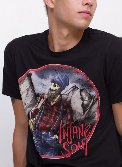 Camiseta Lumberjack