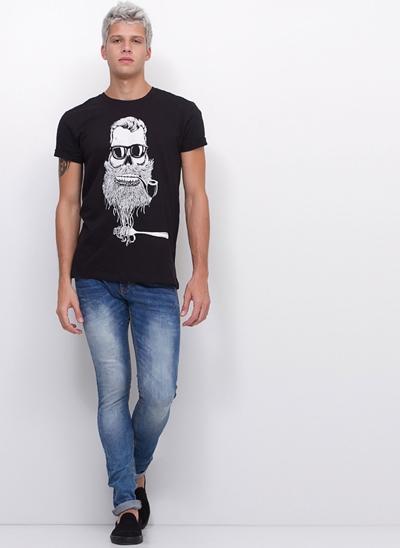 Camiseta Cool Skull
