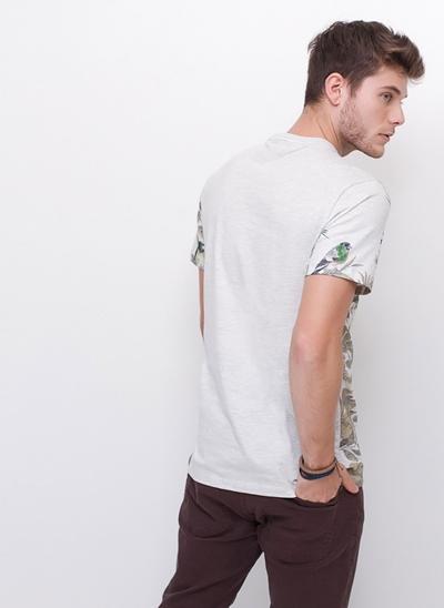 Camiseta Leaf