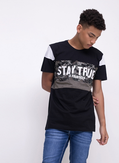 Camiseta Stay True
