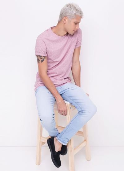 Camiseta Rose Botonê